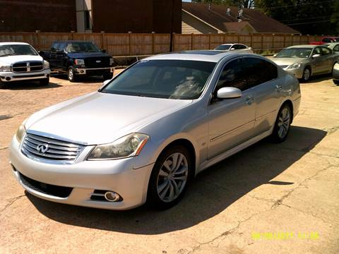 2009 Infiniti M35 for sale in Greenwood, MS