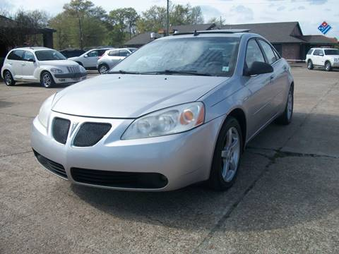 2008 Pontiac G6 for sale in Greenwood, MS
