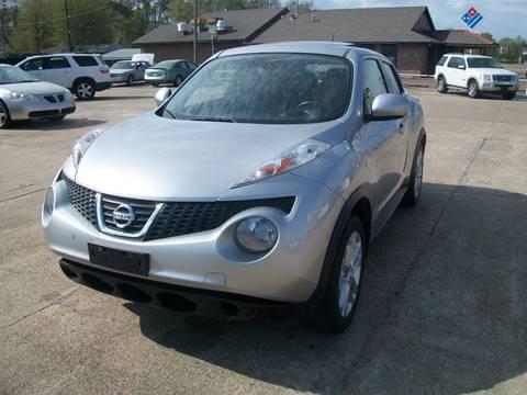2011 Nissan JUKE For Sale In Greenwood, MS