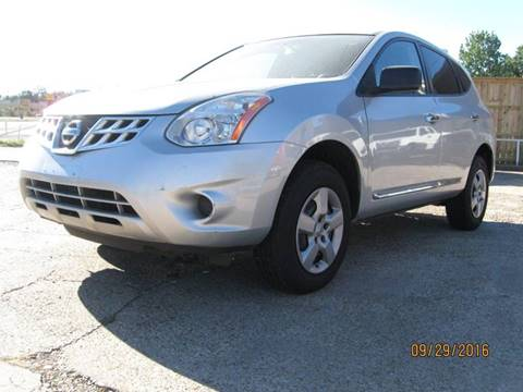 2013 Nissan Rogue for sale in Greenwood, MS