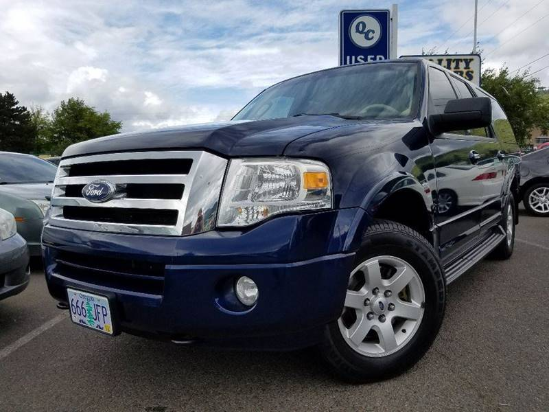2010 Ford Expedition EL 4x4 XLT 4dr SUV - Grants Pass OR