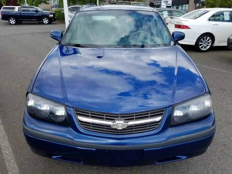 2005 Chevrolet Impala 4dr Sedan - Grants Pass OR
