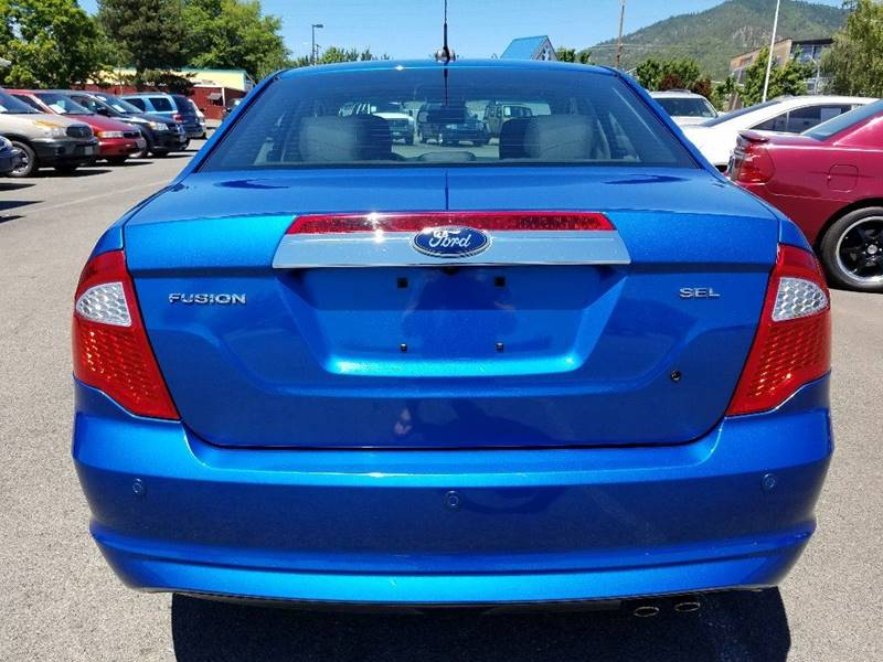 2012 Ford Fusion SEL 4dr Sedan - Grants Pass OR