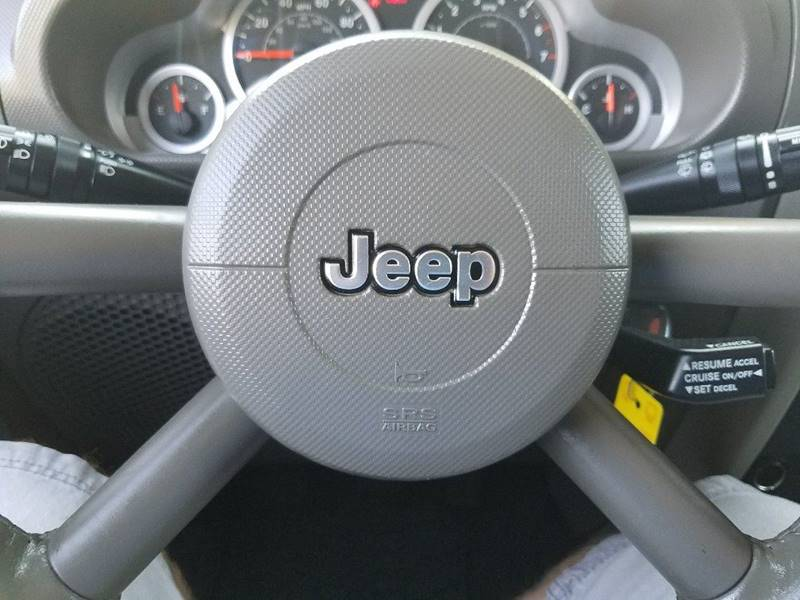 2007 Jeep Wrangler 4x4 Rubicon 2dr SUV - Grants Pass OR