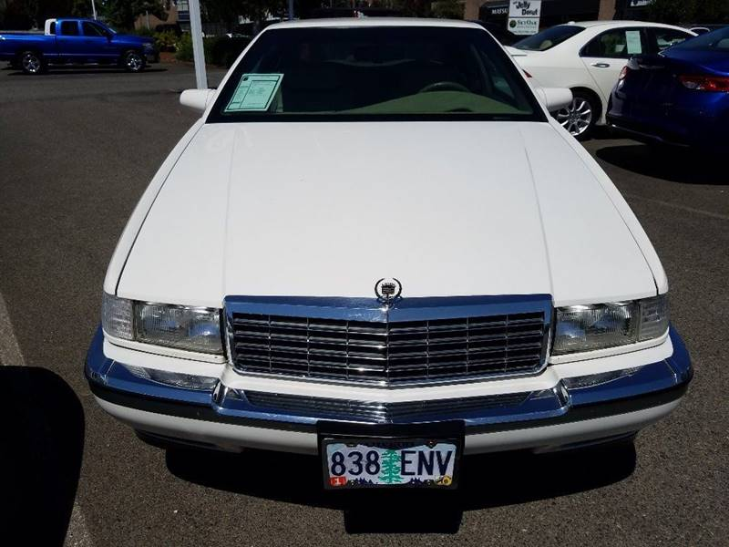 1993 Cadillac Eldorado Touring 2dr Coupe - Grants Pass OR