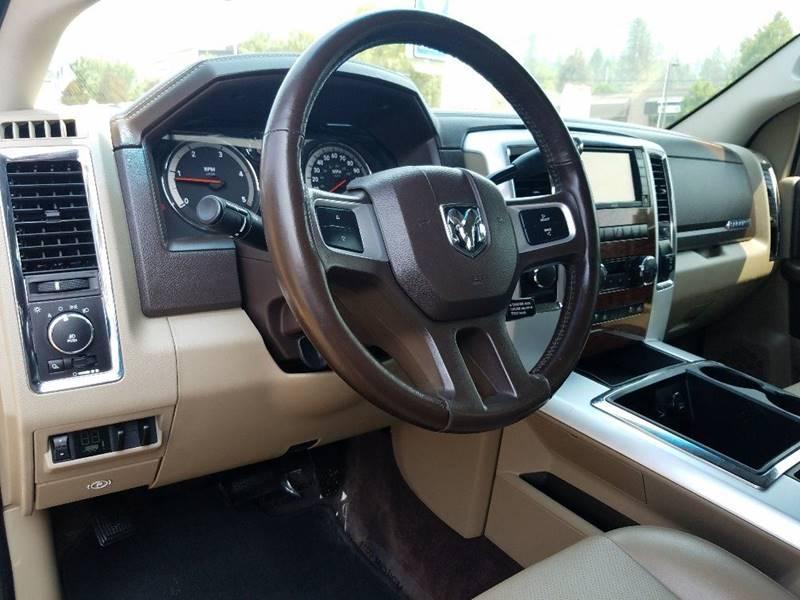 2010 Dodge Ram Pickup 3500 4x4 Laramie 4dr Crew Cab 6.3 ft. SB Pickup - Grants Pass OR