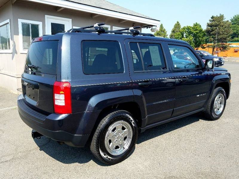 2014 Jeep Patriot Sport 4dr SUV - Grants Pass OR