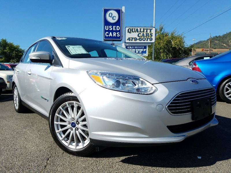 2014 Ford Focus Electric 4dr Hatchback - Grants Pass OR & 2014 Ford Focus Electric 4dr Hatchback In GRANTS PASS OR - Quality ... markmcfarlin.com