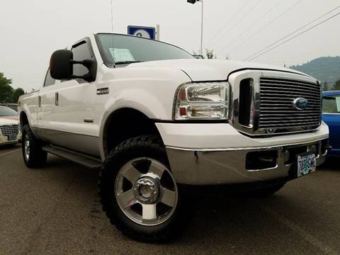 2005 Ford F-250 Super Duty for sale in Grants Pass, OR
