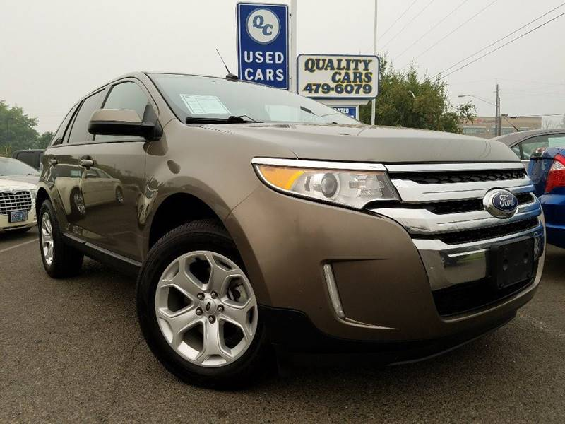Ford Edge Sel Dr Crossover Grants Pass Or
