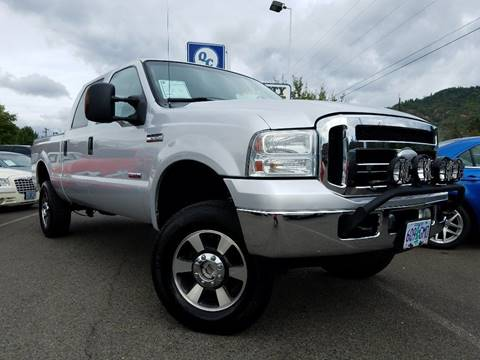 2006 Ford F-250 Super Duty for sale in Grants Pass, OR
