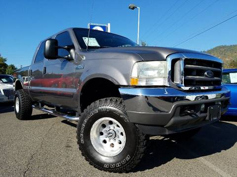 2002 Ford F-250 Super Duty for sale in Grants Pass, OR