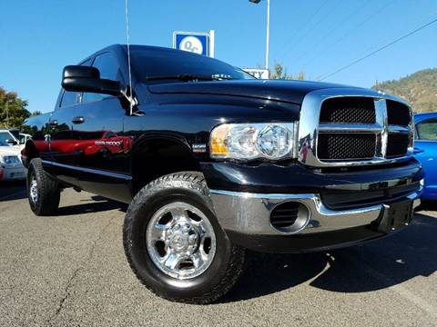 2004 Dodge Ram Pickup 2500 for sale in Grants Pass, OR