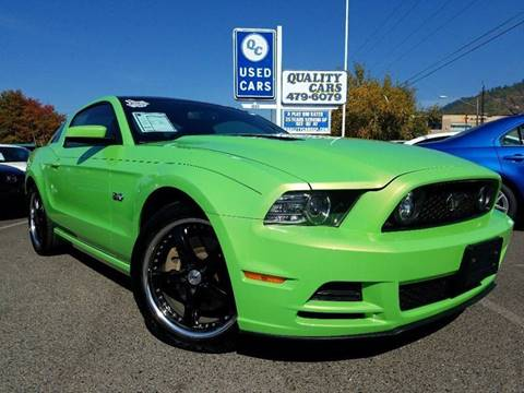 2013 Ford Mustang for sale in Grants Pass, OR