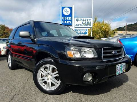 2004 Subaru Forester for sale in Grants Pass, OR