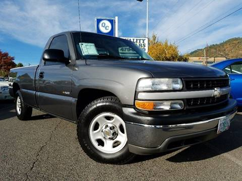 2000 Chevrolet Silverado 1500 for sale in Grants Pass, OR