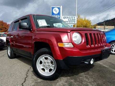 2012 Jeep Patriot for sale in Grants Pass, OR