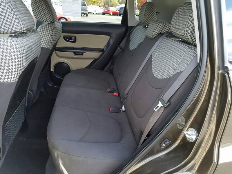2011 Kia Soul Sport 4dr Wagon 4A - Grants Pass OR