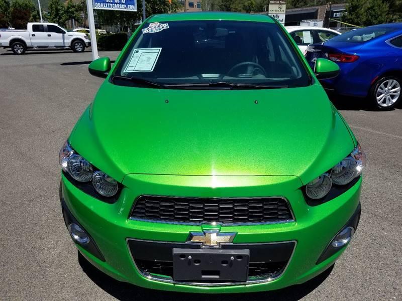 2015 Chevrolet Sonic LT Auto 4dr Hatchback - Grants Pass OR