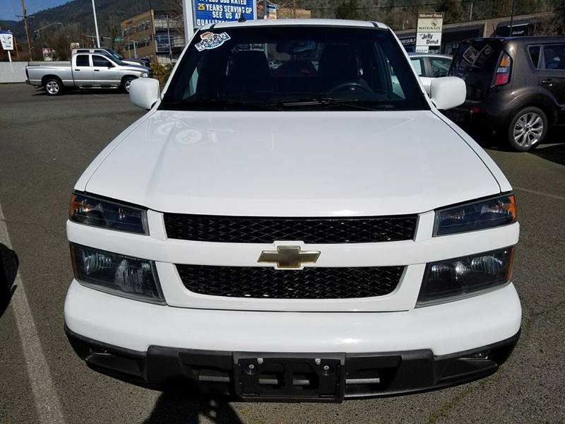 2012 Chevrolet Colorado 4x2 LT 4dr Extended Cab w/1LT - Grants Pass OR