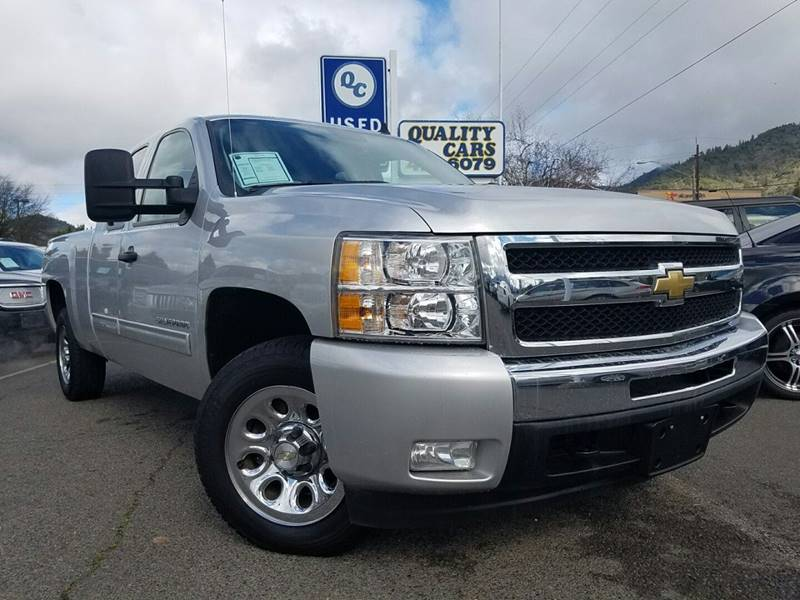 2010 Chevrolet Silverado 1500 4x4 LT 4dr Extended Cab 6.5 ft. SB - Grants Pass OR