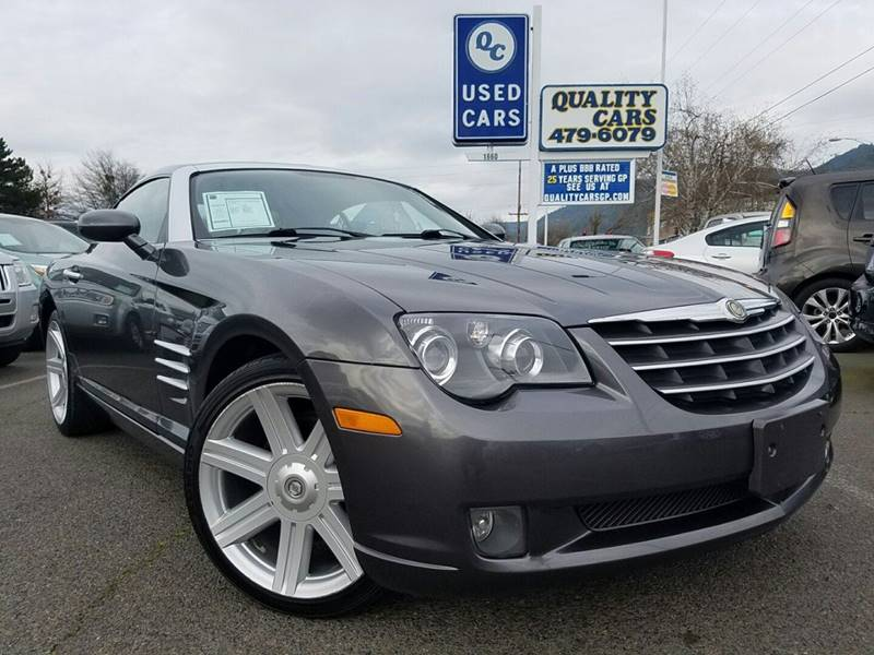 2004 Chrysler Crossfire 2dr Sports Coupe - Grants Pass OR