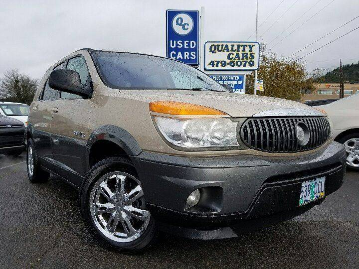 2003 Buick Rendezvous AWD CX 4dr SUV - Grants Pass OR