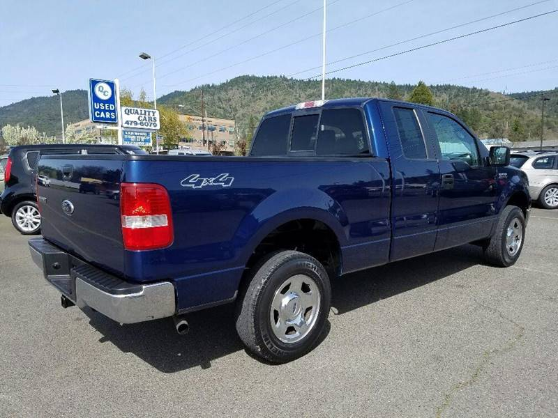 2007 Ford F-150 XLT 4dr SuperCab 4WD Styleside 6.5 ft. SB - Grants Pass OR