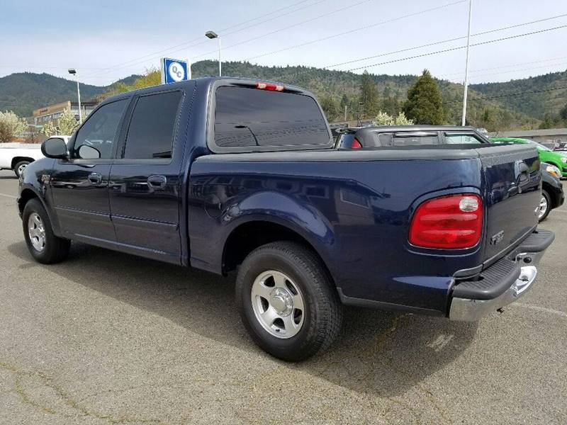 2003 Ford F-150 4dr SuperCrew XLT Rwd Styleside SB - Grants Pass OR