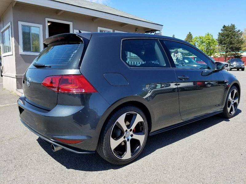 2015 Volkswagen Golf GTI S 2dr Hatchback 6M - Grants Pass OR