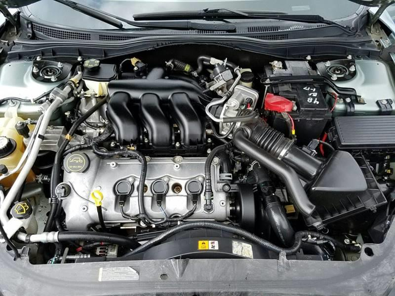2006 Ford Fusion V6 SE 4dr Sedan - Grants Pass OR