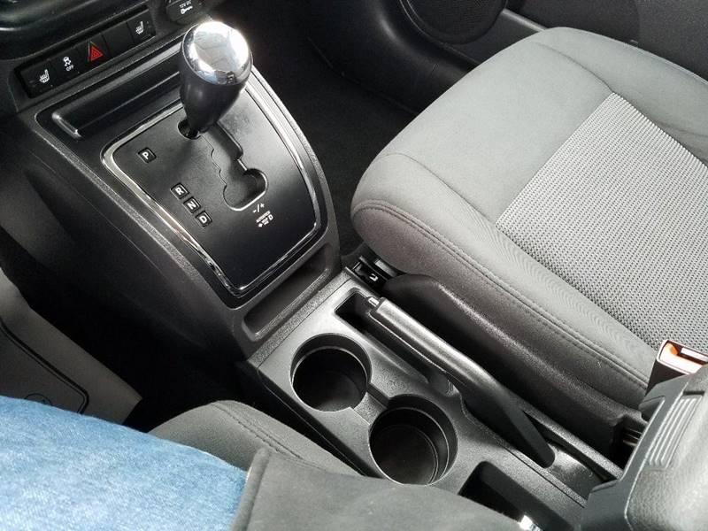 2012 Jeep Patriot 4x4 Latitude 4dr SUV - Grants Pass OR