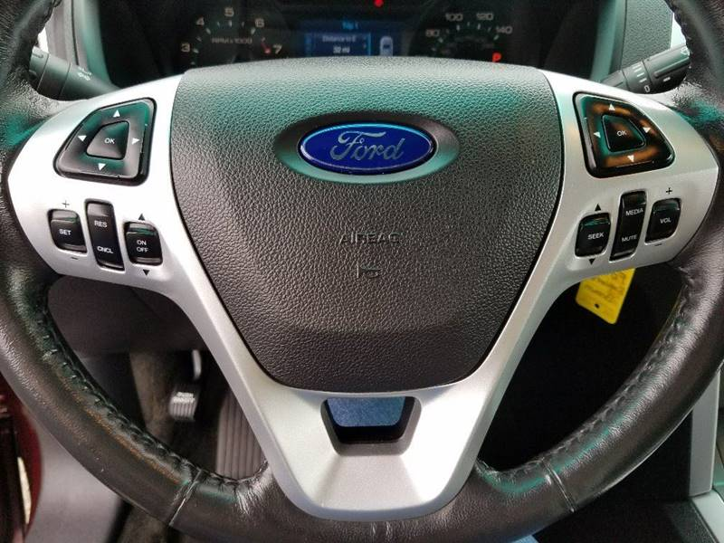 2011 Ford Explorer AWD XLT 4dr SUV - Grants Pass OR