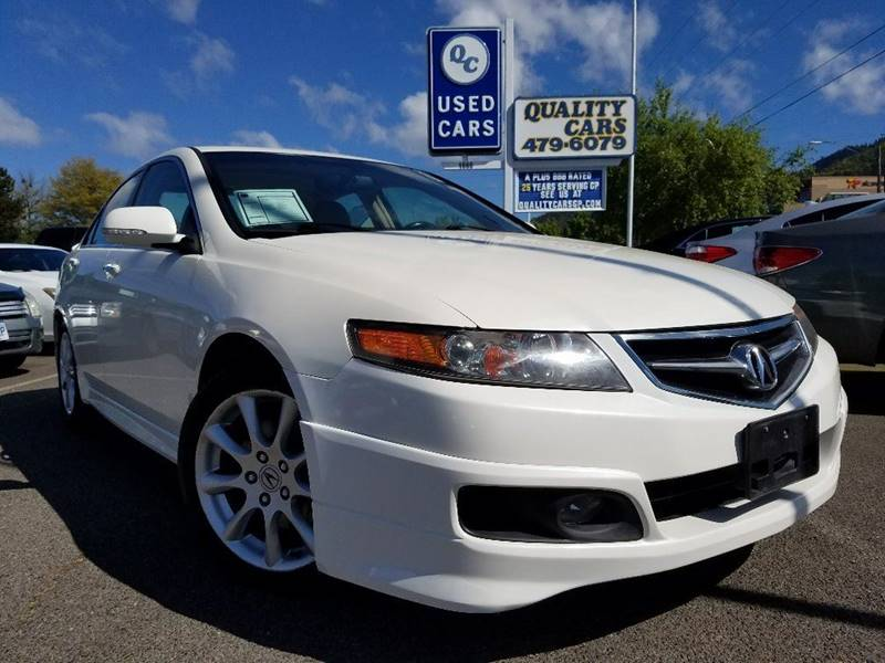 2006 Acura TSX 4dr Sedan 5A w/Navi - Grants Pass OR
