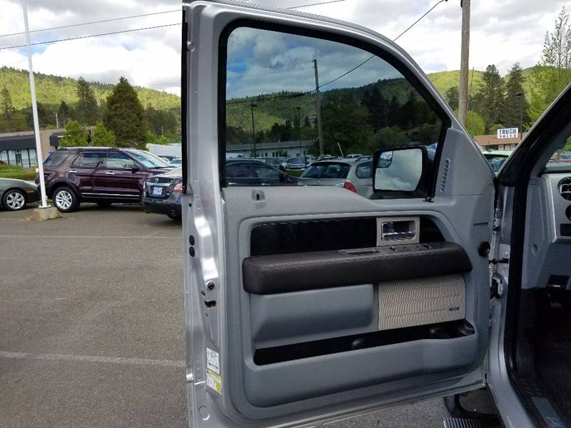 2012 Ford F-150 4x4 Platinum 4dr SuperCrew Styleside 5.5 ft. SB - Grants Pass OR