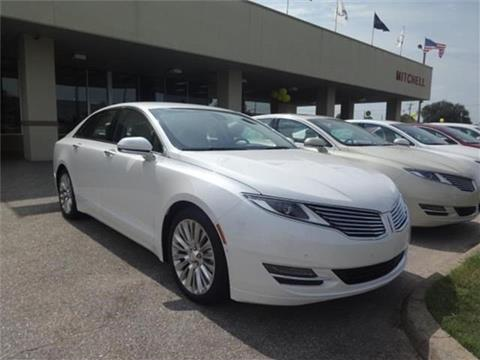 2016 Lincoln MKZ for sale in Enterprise AL