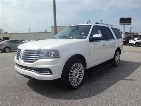 2016 Lincoln Navigator for sale in Enterprise AL