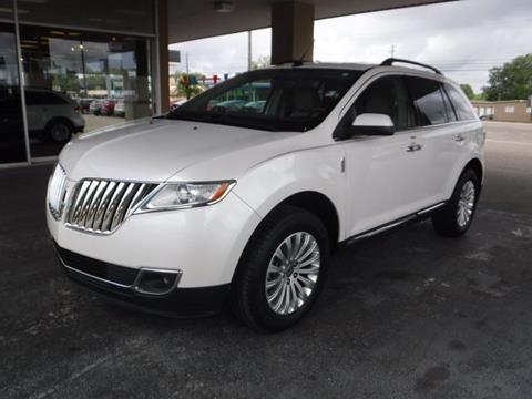 2013 Lincoln MKX for sale in Enterprise AL