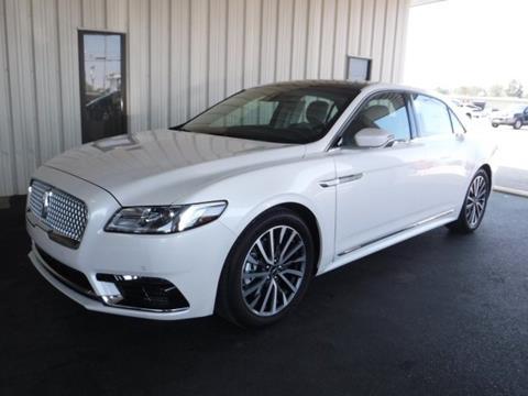 2017 Lincoln Continental for sale in Enterprise, AL
