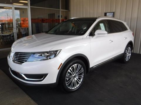 2017 Lincoln MKX for sale in Enterprise AL