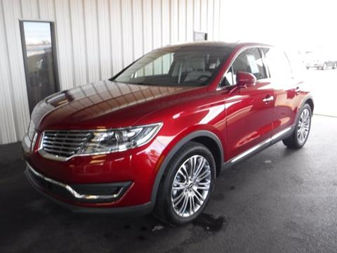 2017 Lincoln MKX for sale in Enterprise AL