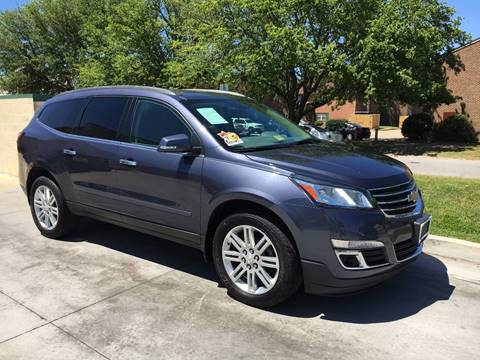 2013 Chevrolet Traverse for sale at Your Kar Company in Norfolk VA
