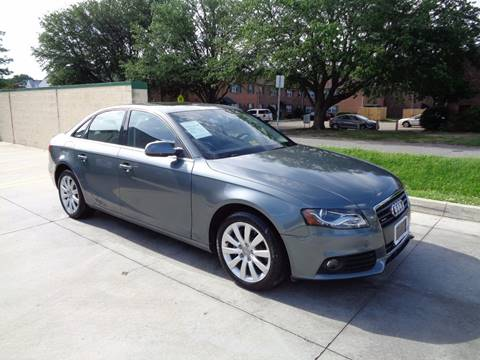 2012 Audi A4 for sale at Your Kar Company in Norfolk VA