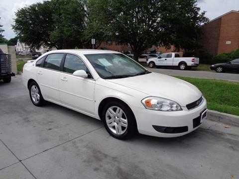 2007 Chevrolet Impala for sale at Your Kar Company in Norfolk VA