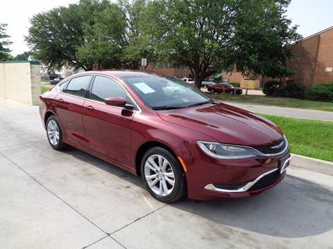2015 Chrysler 200 for sale at Your Kar Company in Norfolk VA