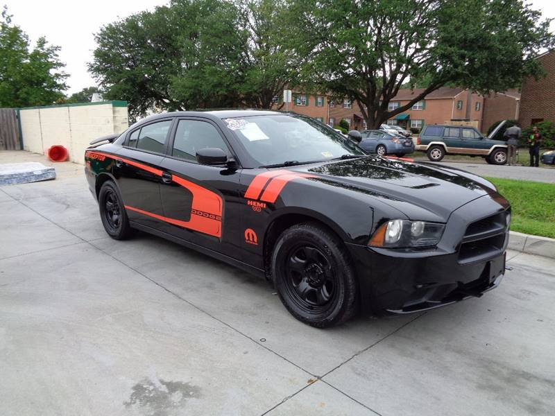 2012 Dodge Charger for sale at Your Kar Company in Norfolk VA