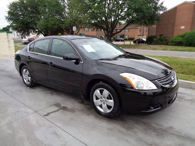 2012 Nissan Altima for sale at Your Kar Company in Norfolk VA