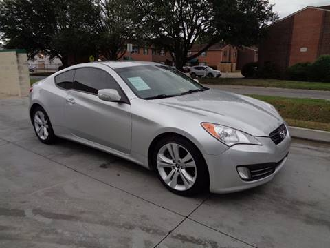 2012 Hyundai Genesis Coupe for sale in Norfolk, VA
