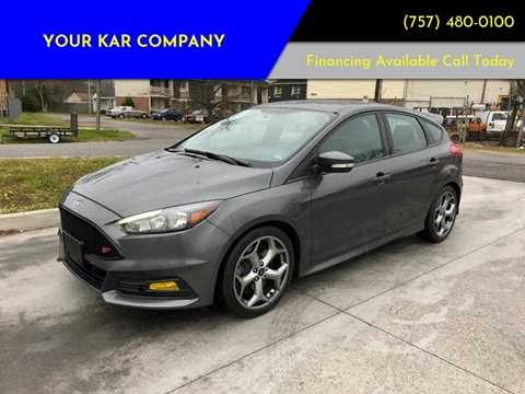 2016 Ford Focus for sale in Norfolk, VA