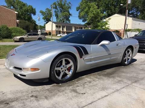 2001 Chevrolet Corvette for sale at Your Kar Company in Norfolk VA